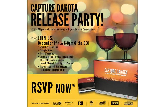 Capture Dakota Party