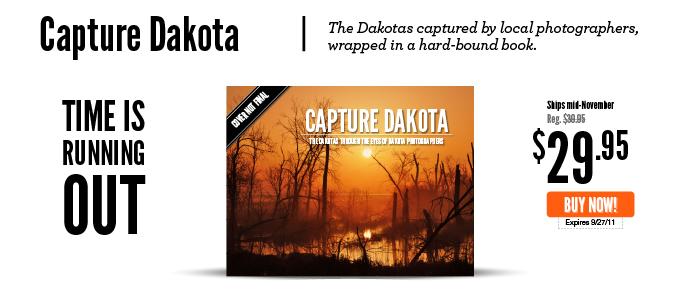 Capture Dakota book