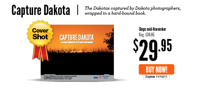 Capture Dakota Book